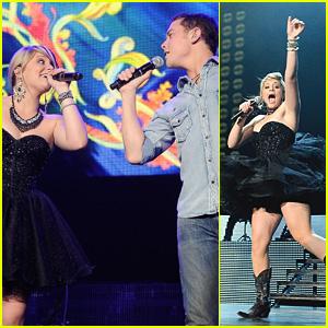 Scotty McCreery & Lauren Alaina: 'American Idols Live!' Tour