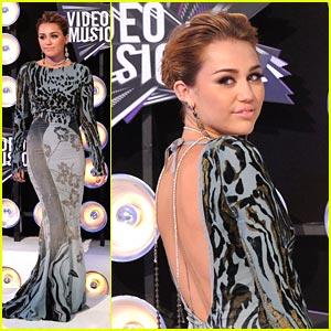 Miley Cyrus -- MTV VMAs 2011