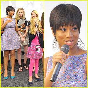 Monique Coleman: UN Year of Youth Culmination Celebration!