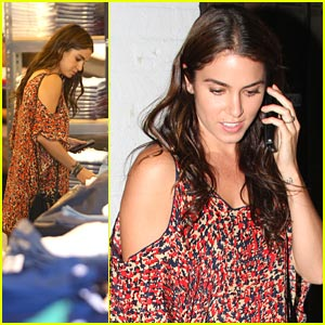 Nikki Reed Bridges The Gap