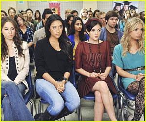 The Pretty Little Liars Must Confess