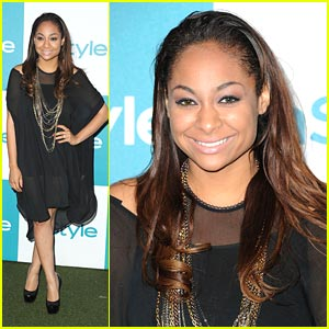 Raven Symone: InStyle's Summer Soiree!
