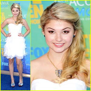 Stefanie Scott -- Teen Choice Awards 2011