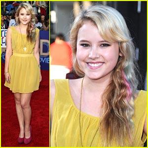 Taylor Spreitler: 'Glee' Premiere!