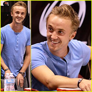 Tom Felton: FanExpo Fun!