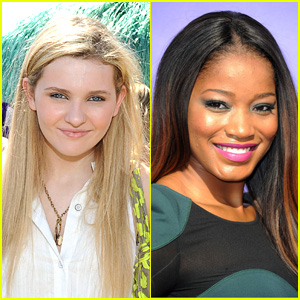 Abigail Breslin: Starring in 'A Virgin Mary' with Keke Palmer!