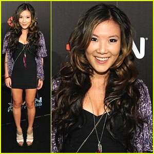 Ally Maki: 'X-Men' Blu-ray Launch Beauty