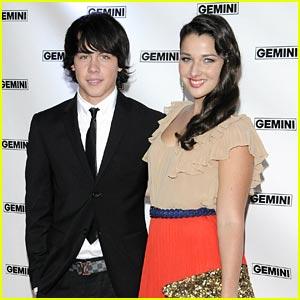 Annie Clark & Munro Chambers: Gemini Awards 2011