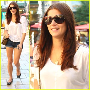 Ashley Greene Wants You To 'Tell Somebody'