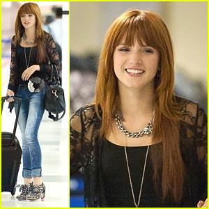 Bella Thorne: LAX Lady