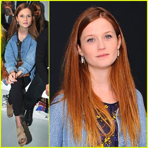 Bonnie Wright: 'In Want of A Wife' Star!