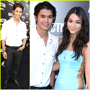 Booboo & Fivel Stewart: 'Abduction' Premiere!