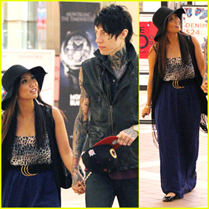 Brenda Song &#038; Trace Cyrus: Not Pregnant?