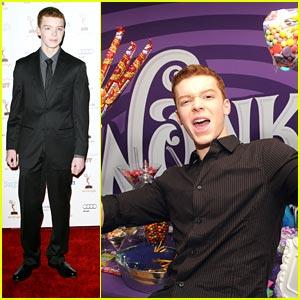 Cameron Monaghan: Wonka Wacky!