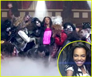 China Anne McClain - 'Calling All The Monsters' Video!