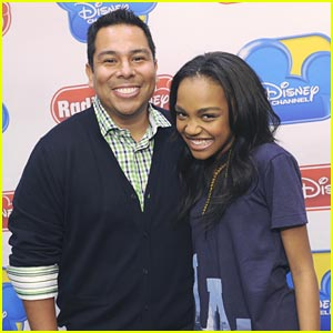 China Anne McClain: Radio Disney Takeover Today!
