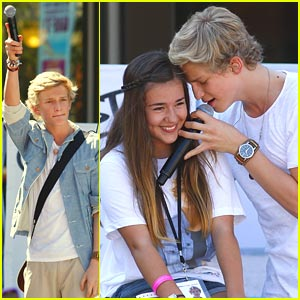 Cody Simpson: The Outlets at Orange Concert!