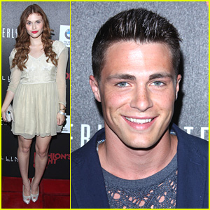holland and colton dating 2014
