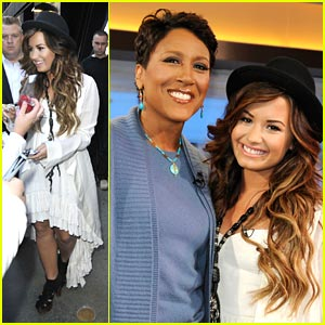 Demi Lovato: 'I'm Back With Vengence'