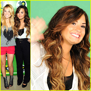 Demi Lovato: MTV's 10 On Top Co-Host!