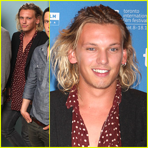 Jamie Campbell Bower Is Not 'Anonymous' at TIFF