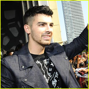 Joe Jonas Gets Money for His Movie