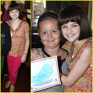 Joey King: St. Jude Supporter!