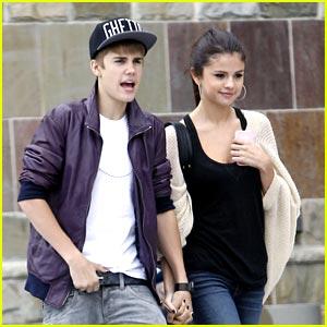 Selena Gomez & Justin Bieber: Shopping Sweeties
