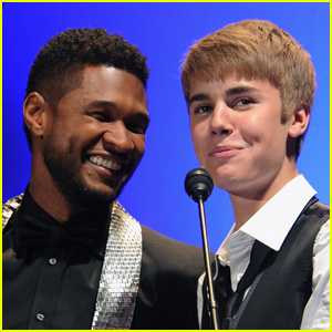 Justin Bieber: Christmas Album Collaboration With Usher!