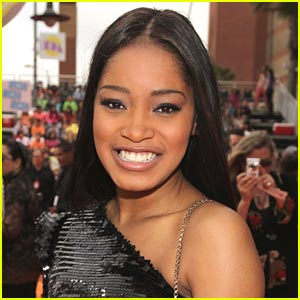 Keke Palmer Wants To 'Save Our Daughters'