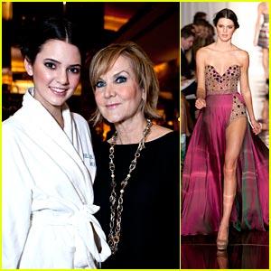 Kendall Jenner: 'An Evening By Sherri Hill' Model!