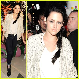 Kristen Stewart: 'I Have Phases of Fashion'