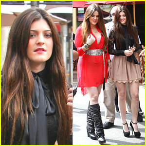 Kylie Jenner: The Grove With Khloe Kardashian