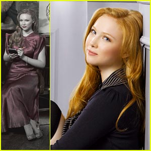Molly Quinn: 'Castle' Promo Shoot!