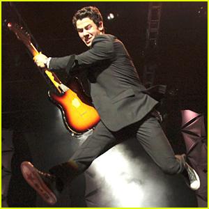 Nick Jonas: Sao Paulo Showstopper!