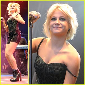 Pixie Lott: I'd Love to Meet Selena Gomez!