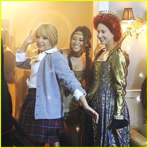 Pretty Little 'Halloween' Liars -- PICS & Promo!