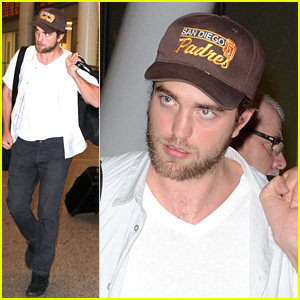 Robert Pattinson: Not Working On An Album