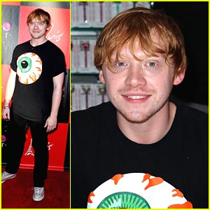 Rupert Grint: Signing at Paris Las Vegas