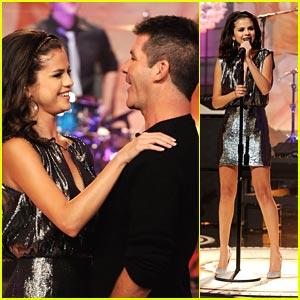 Selena Gomez Loves Jay Leno Like A Love Song