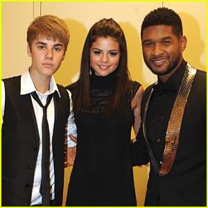Selena Gomez & Justin Bieber: Georgia Music Hall of Fame Awards