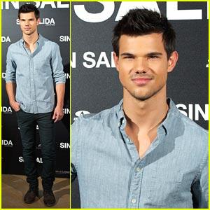 Taylor Lautner: 'I'm Always Looking to Challenge Myself'