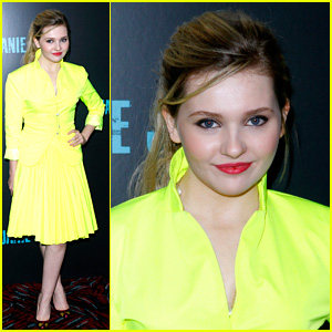 Abigail Breslin: 'Janie Jones' Screening