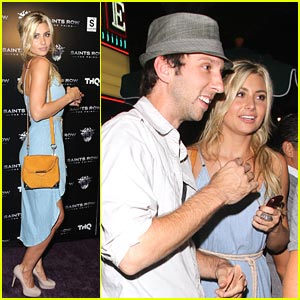 Aly Michalka: 'Saints Row: The Third' Premiere