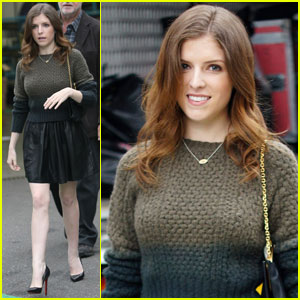 Anna Kendrick: 'Katherine Was Such A Mess'