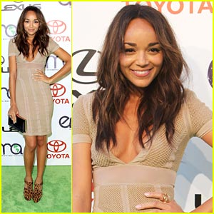 Ashley Madekwe: Environmental Media Awards 2011