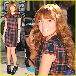 Bella Thorne: 'Puss in Boots' Premiere