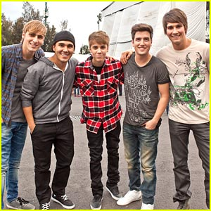Big Time Rush: Big Time Movie in Vancouver!