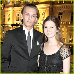 Bonnie Wright & Jamie Campbell Bower: Soiree Sweethearts!