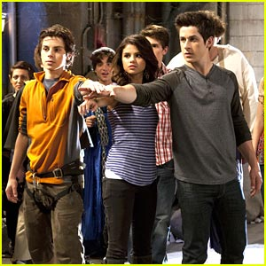 Selena, Jake & David: The Power of Three | Bridgit Mendler ...